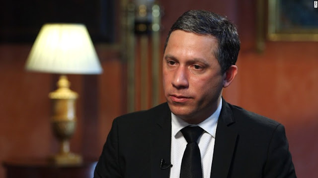 ex asesor de la embajada venezolana en Irak Misael López