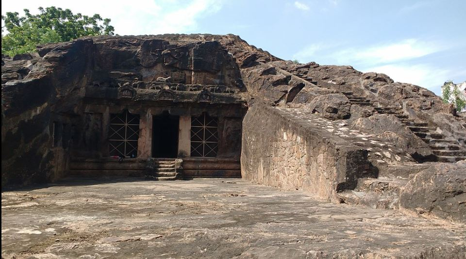 Mogalarajapuram Caves Vijayawada