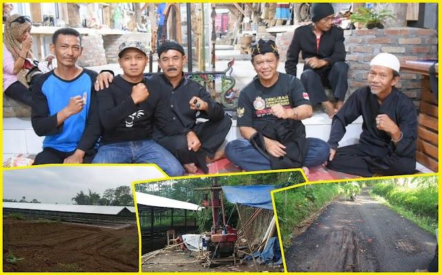 Masyarakat di 2 Desa kec Sariwangi Protes Kegiatan Pengeboran Sumur Arhesis yang Dilakukan Perusahaan Ternak Ayam Minta Perhatian Bupati Tasikmalaya, Ketua DPRD dan Kapolres