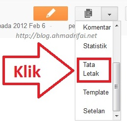 Recommended Post Slide out Untuk Blogger