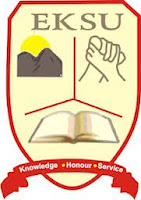 2015/2016 EKSU Postgraduate Second Semester Form Is out And the Closing Date Is 17th June 2016