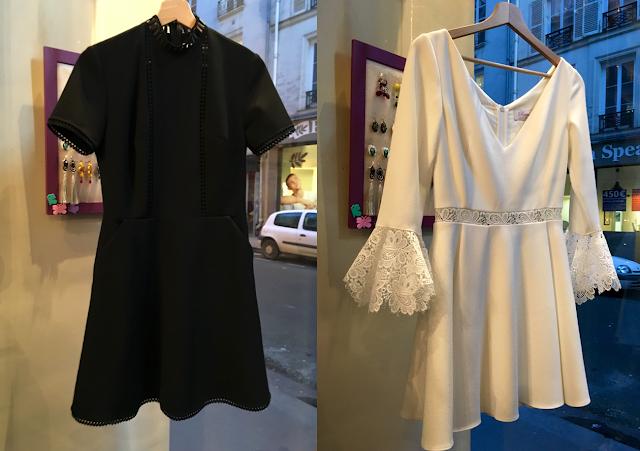 boutique créateur paris