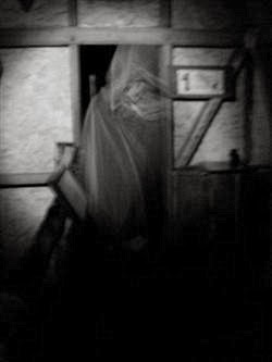 Is This A Real Ghost Captured On The Site Of An Open Air Medieval