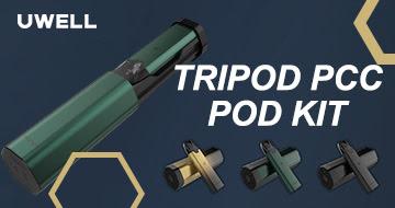 Uwell Tripod PCC Pod Kit
