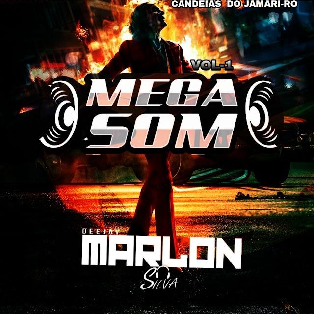 CD LOJA MEGA SOM E ACESSÓRIOS VOL.1 - DJ MARLON SILVA