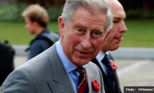 Putra Ratu Inggris, Pangeran Charles Positif Virus Corona COVID-19