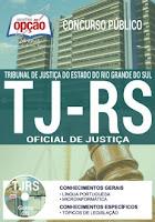 apostila oficial de justiça tj rs