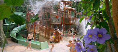 Water Play House Center Parcs