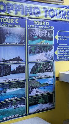O que fazer em El Nido Filipinas