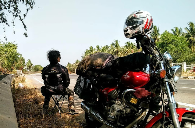 FEMALE RIDER ESHA GUPTA COVER 17 STATES ,32,078 KMS IN 110 DAYS | LONGEST JOURNEY WITHIN COUNTRY