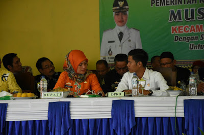 Kabupaten Lampung Timur Gelar Musyawarah Perencanaan dan Pembangunan (Musrenbang) Kecamatan Pasir Sakti