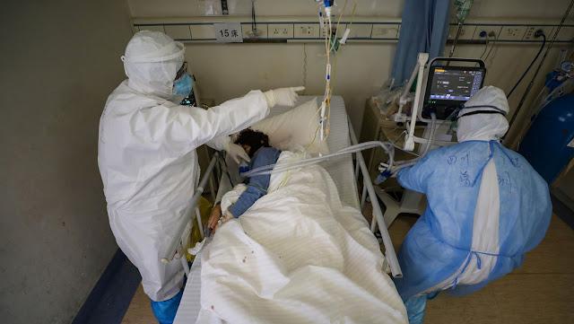 Con 98 años se recupera en China la paciente más vieja con coronavirus