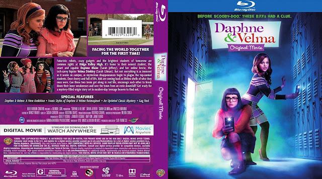 Daphne & Velma Bluray Cover