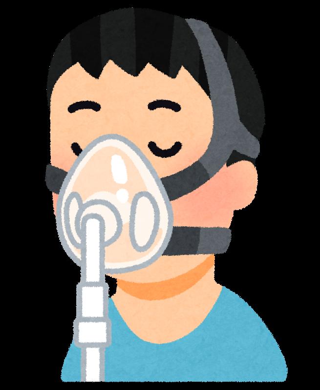 図:CPAP
