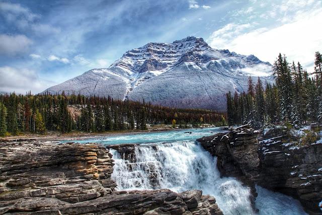 montanhas rochosas canada