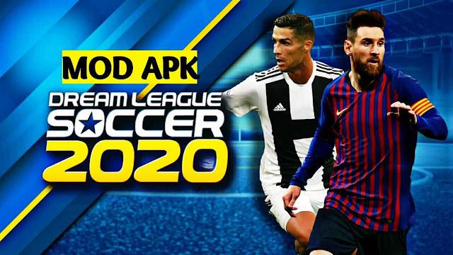 تحميل لعبة Dream League Soccer MOD  APK   أحدث إصدار 2020
