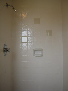 Do Not Regrout Your Shower