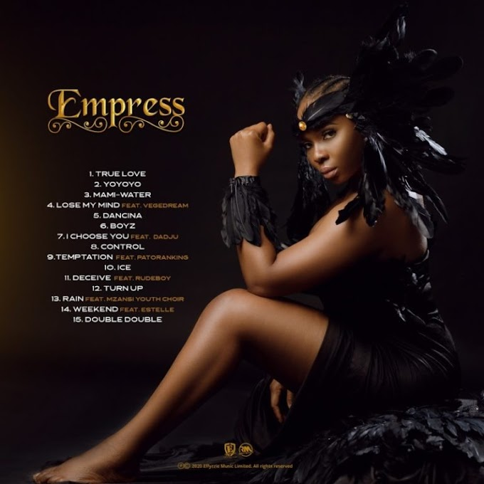 Yemi Alade – Empress Full Album