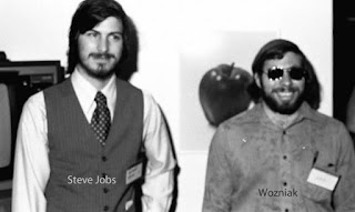 Steve Jobs dan Wozniak