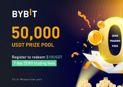 Bonus Crypto Tanpa Deposit Bybit $10