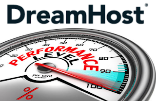 Performance and Speed of Dreamhost