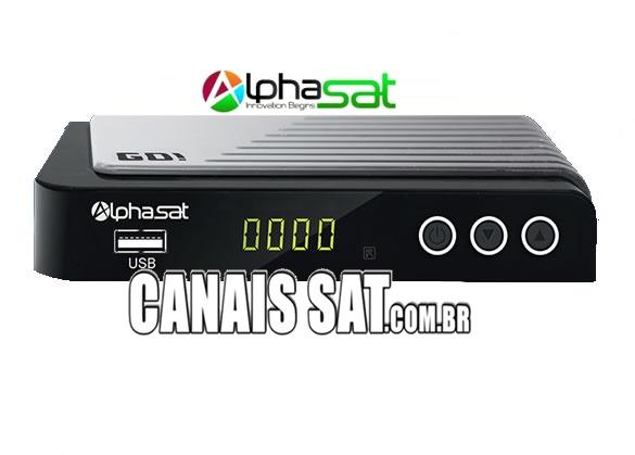 Alphasat GO! Nova Atualização V1.4.2 - 25/06/2020