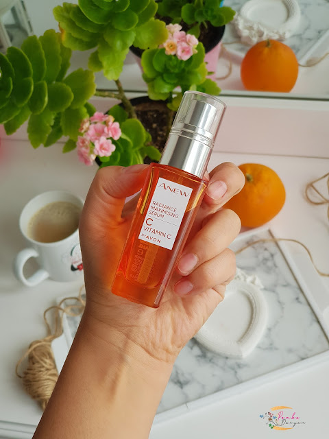 Avon Anew C vitaminli serum