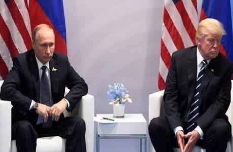 Putin Ungkap Dukungan AS kepada Teroris di Suriah