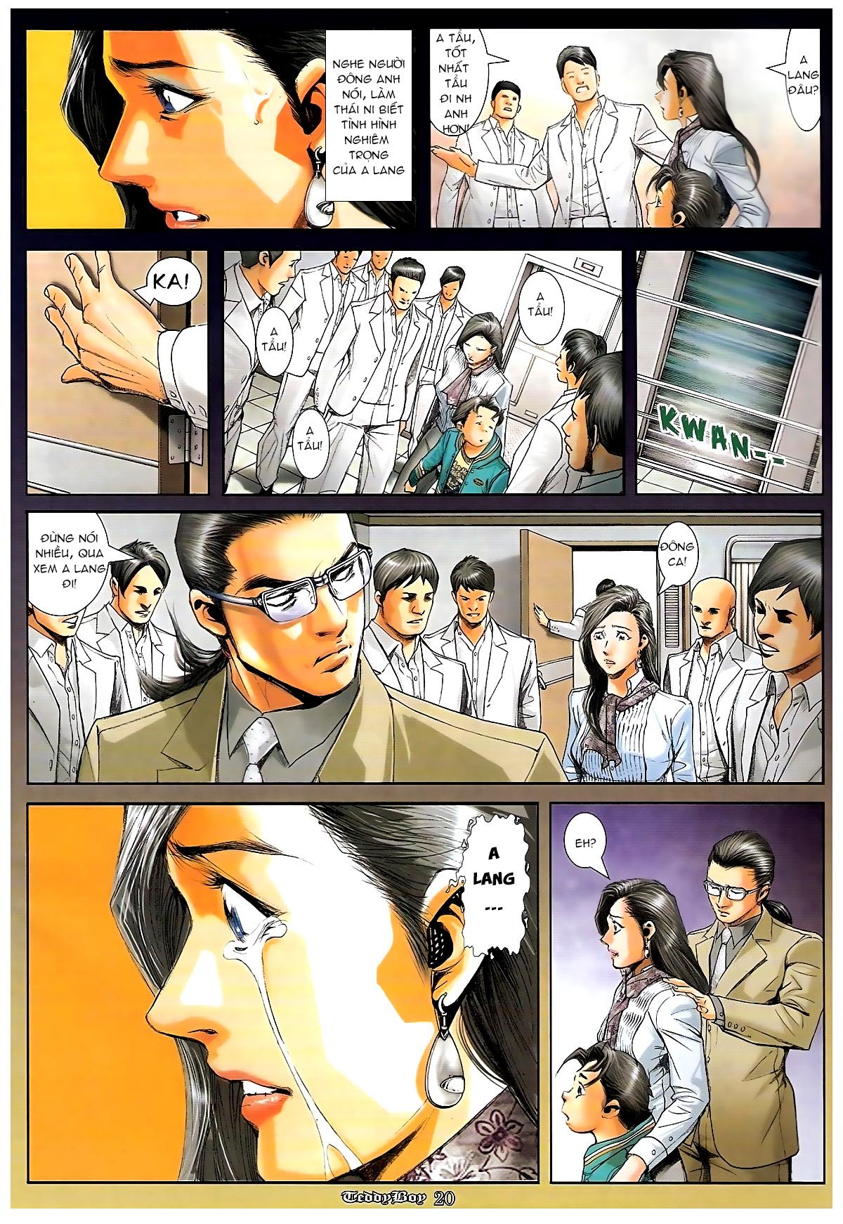 Người Trong Giang Hồ - Chapter 1240: Hàn Tân trở về - Pic 17