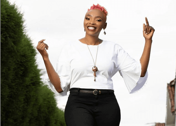 Tina Njambi Mwati alias Lorna| Lona on Maria series at Citizen Tv photos and latest news