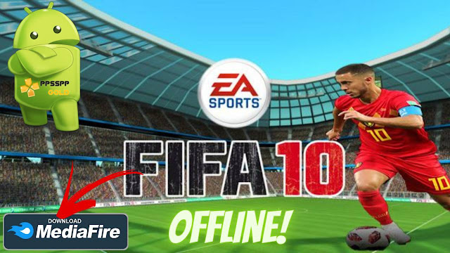 Download FIFA 10 Android Offline PPSSPP
