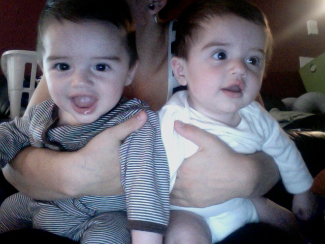 Life With Identical Twin Boys