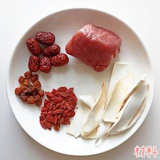 孕婦簡單湯水分享 X 健脾益氣淮山豬展湯!