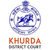 Khurda District Court Recruitment 2019 36 Stenographer Posts