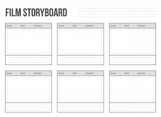 Pengertian dan Komponen Storyboard
