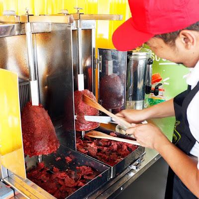 Modal Usaha Kebab Harga Ekonomis, Dagangan Laris Manis