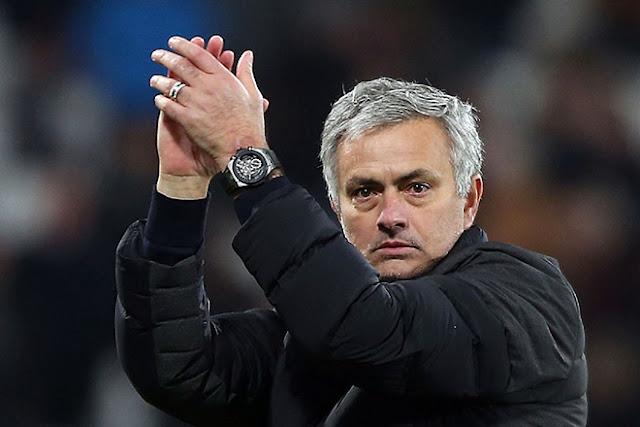 Моуринью: не хочу говорить о «Манчестер Юнайтед», время всё объясняет