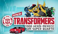 Promoção Quarto Transformers www.superquartotransformers.com.br