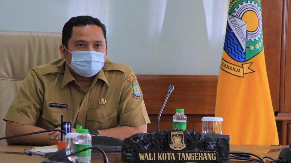 Larangan Mudik Demi Keselamatan Bersama, Ucap Walikota Tangerang