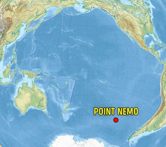 نقطة نيمو