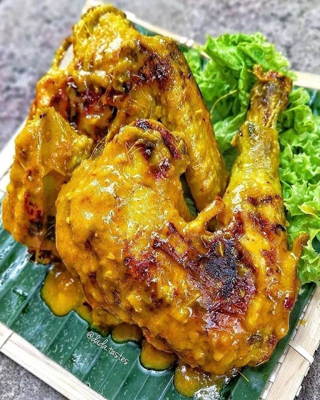 Resep Olahan Ayam - Ayam Percik