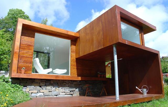 Diseño de Casa por Tommie Wilhelmsen
