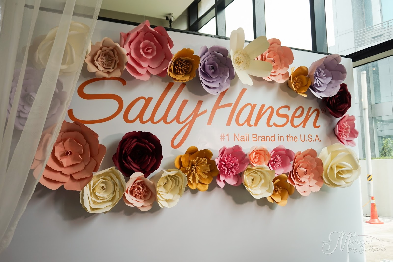 Sally Hansen Mothers Day Spring Tea Pampering Party Miriam