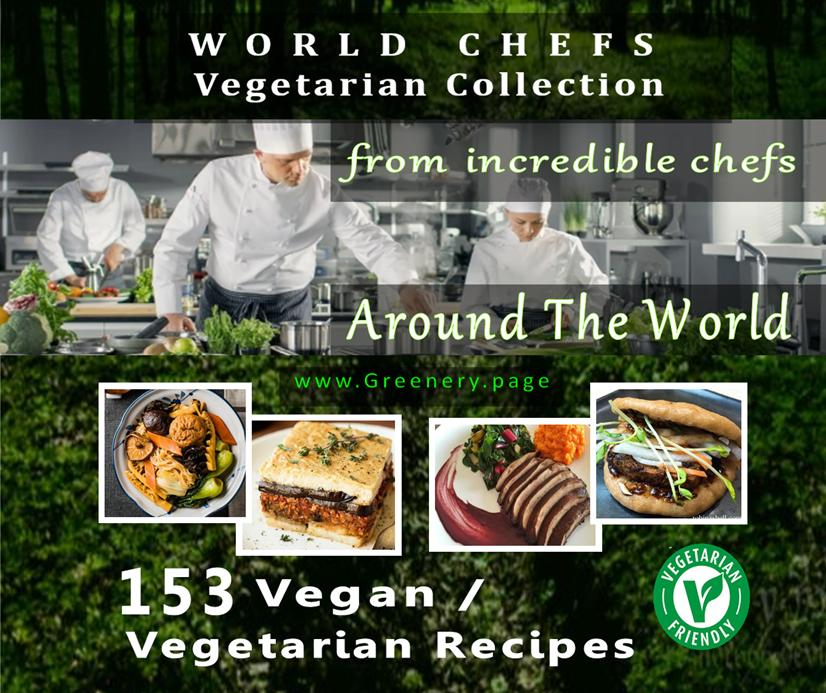World Chefs Recipes Collection