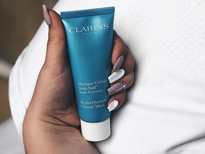 CLARINS HydraQuench Cream-Mask Review