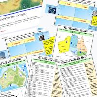 Australia Digital Escape Room Australian Geography Vocabulary Activity  Mapping Australia Activity Physical Geography of Australia Activity Key Facts About Australia Activity Timeline of Australian History Activity