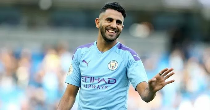Mahrez would be allowed to leave Man City for nothing less than £80m