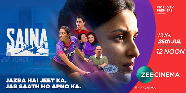 Parineeti Chopra opens up about stepping into the shoes of an athlete for Saina