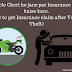 Vehicle Chori ho jane par Insurance claim kaise kare-How to get Insurance claim after Vehicle Theft