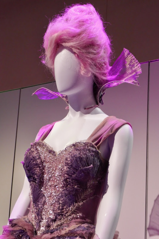 Sugar Plum Fairy costume detail Nutcracker Four Realms